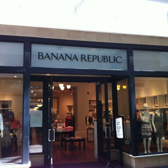 Information about Banana Republic Factory Store store located in Fashion Outlets of Las Vegas.