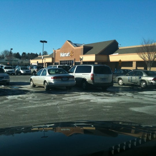 Photo taken at Walmart by Christopher R. on 2/23/2011