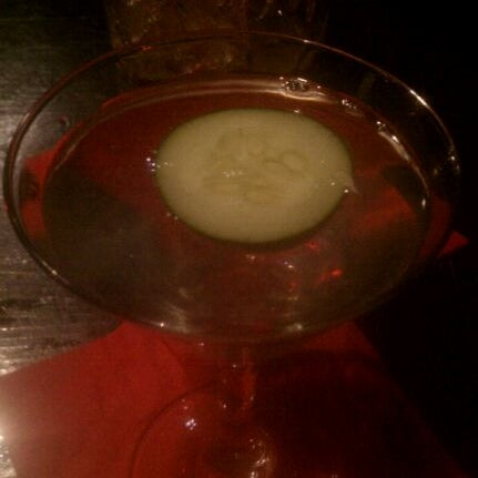 Try the Superior Dip. Cucumber martinis are good for you, right