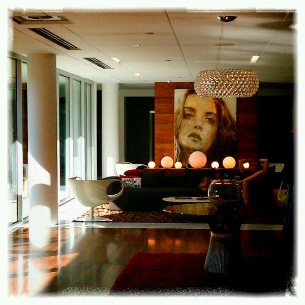 Photo taken at Hotel Modera by TJ H. on 8/27/2011