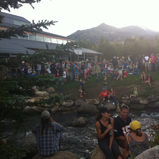 Photo taken at Riverwalk Center by Madeline M. on 8/27/2011