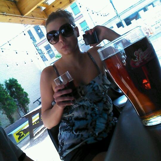 Photo taken at Peabody's Ale House by Nepenthe R. on 5/11/2012