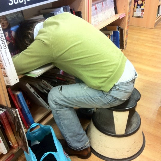 Photo taken at Foyles by HoWai M. on 8/23/2011