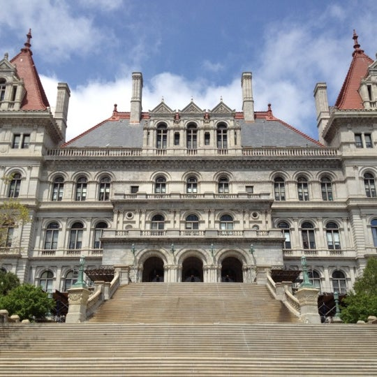 Albany New York Capitol Tours