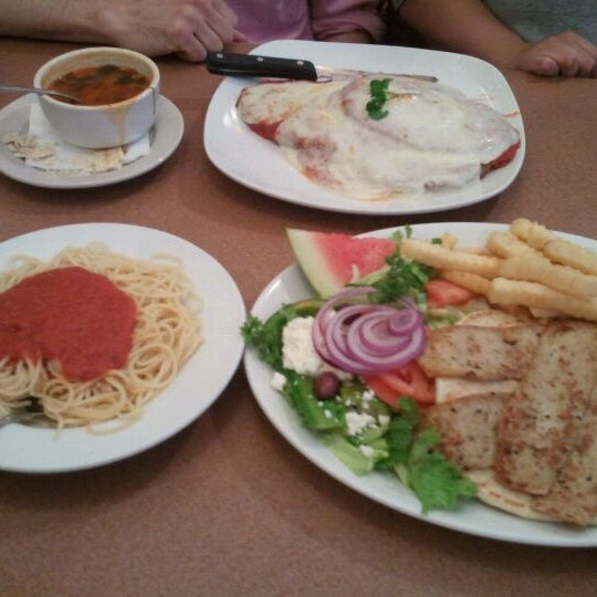 Photo taken at Imperial Diner by RL M. on 9/15/2011