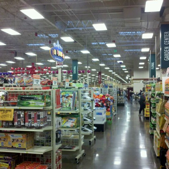 Photo Taken At Fred Meyer By Weston R. On 1/14/2012
