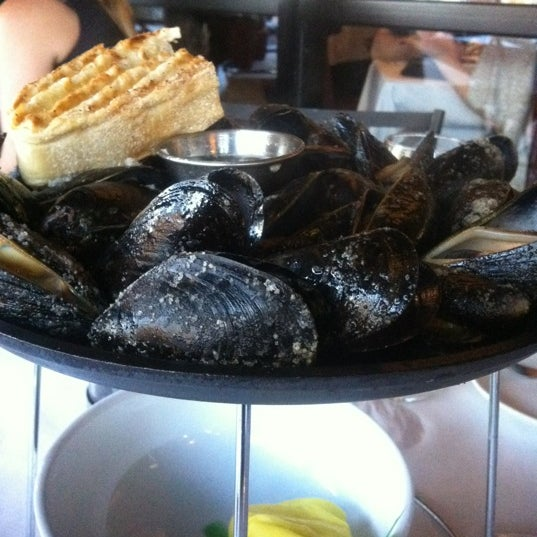 Photo taken at Timpano Italian Chop House by Cicelle D. on 2/24/2012