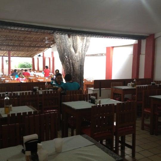 Photo taken at Gosto Bom Self Service by Valéria L. on 4/20/2012