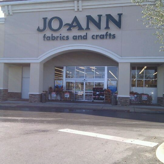 Kids can learn the art of crafting at a young age, from sewing to knitting to crocheting, all available at the beginner level at JOANN's.