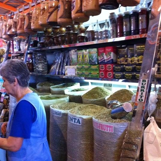Photo taken at Mercado Municipal Antônio Valente by Helder R. on 7/16/2011