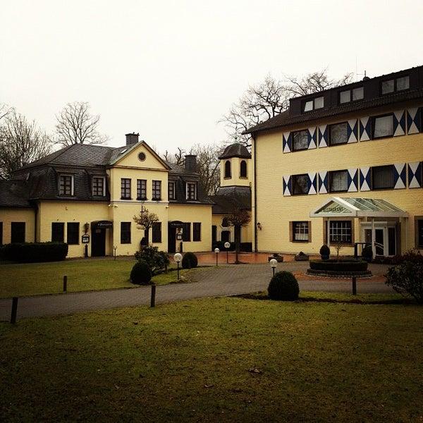 schloss hohenfeld hotel in m nster. Black Bedroom Furniture Sets. Home Design Ideas
