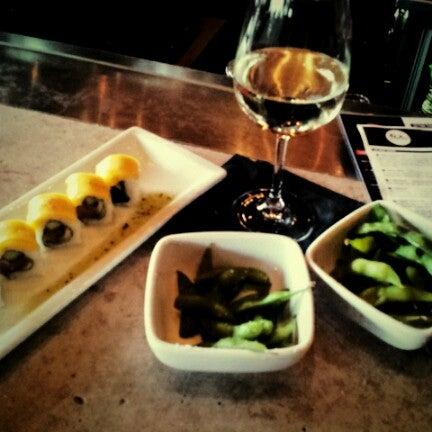 Photo taken at RA Sushi by Athena A. on 6/14/2012