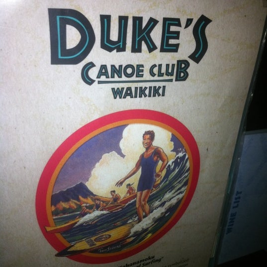 Photo taken at Duke's Waikiki by Todd L. on 10/14/2011