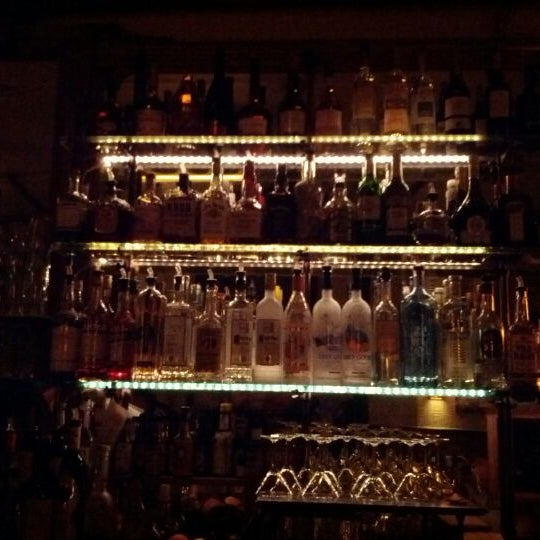 Photo taken at Lucky Strike by Khee L. on 1/5/2012