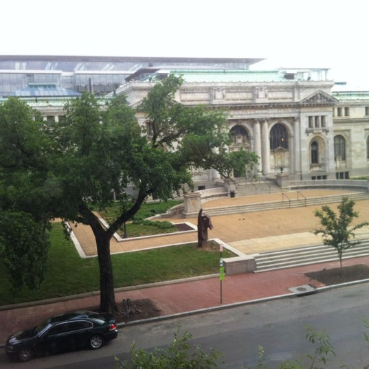 Photo taken at Renaissance Washington, DC Downtown Hotel by Ned N. on 6/2/2012