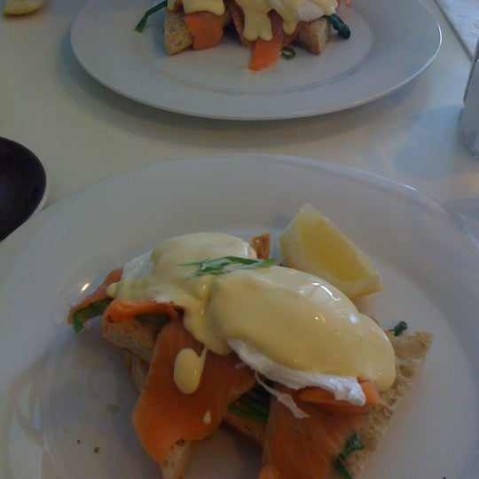 Photo taken at Tuihana Cafe. Foodstore. by Michael W. on 5/11/2011