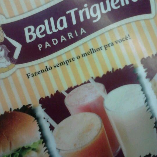 Photo taken at Bella Trigueira Padaria by Diego E. on 5/30/2012