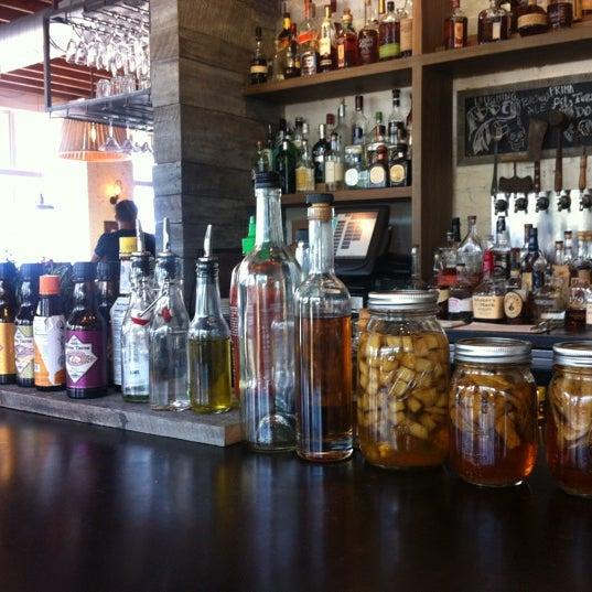 Photo taken at Yardbird Southern Table & Bar by @kdeamat ™. on 3/27/2012