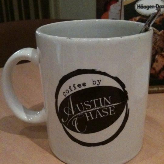 Photo taken at Austin Chase Coffee by Chris L. on 11/15/2011