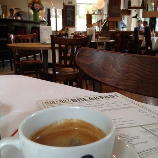 Photo taken at Bistrot Bruno Loubet by Bern K. on 7/4/2012