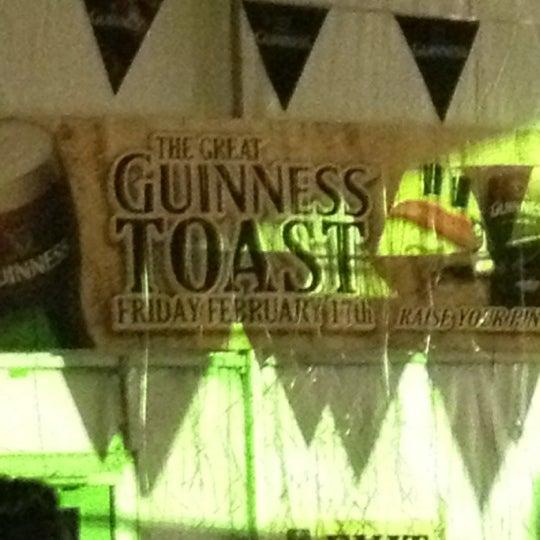 Photo taken at Fado Irish Pub & Restaurant by Angela R. on 2/17/2012