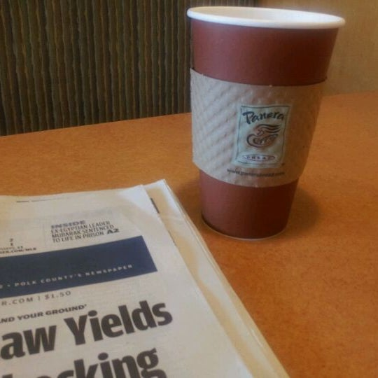 Photo taken at Panera Bread by Kevin M. on 6/3/2012