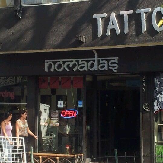 Estudio Tatuajes Nomadas Guadalajara nómadas - zona centro - guadalajara, jalisco