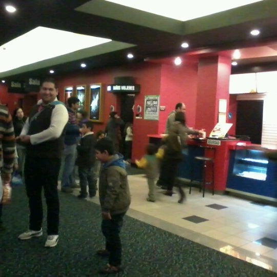 Photo taken at Cine Hoyts by José C. on 7/8/2012