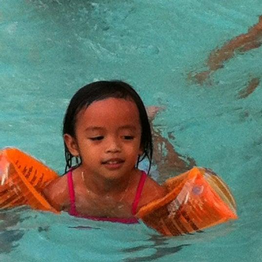 Photo taken at Pemandian Air Panas - Hotel Duta Wisata Guci by ArhieWS on 8/24/2012
