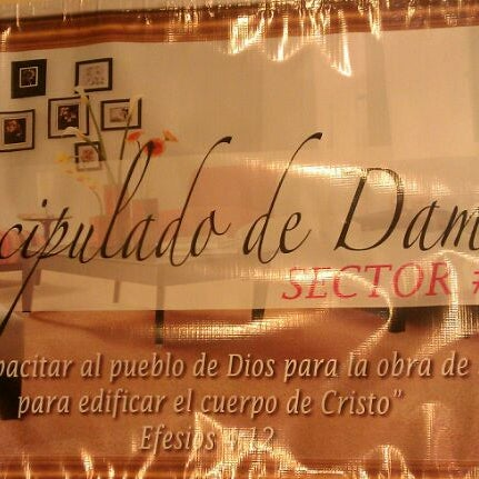 Photo taken at ELIM Central Los Angeles by Yoly R. on 3/26/2012