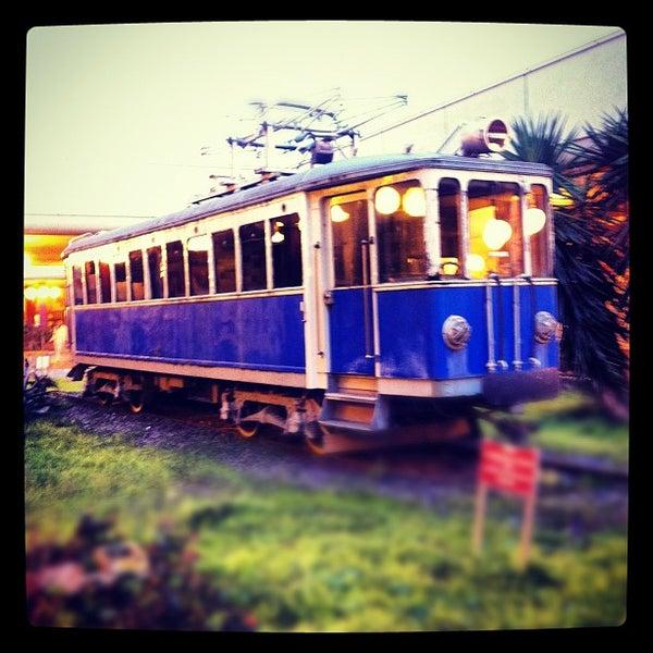 Foto scattata a Terminal Bus Anagnina da Manuele C. il 3/10/2012