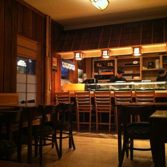 Photo taken at Hokkaido Sushi by Stephen F. on 6/28/2012