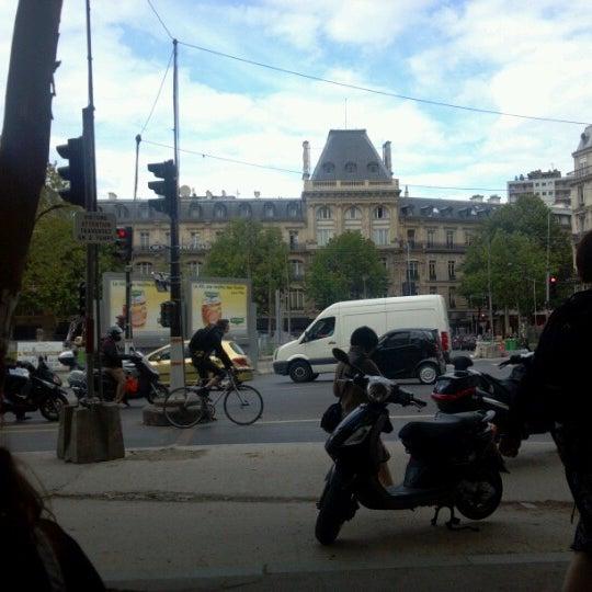 Photo taken at Indiana Café – République by E.D. C. on 7/19/2012
