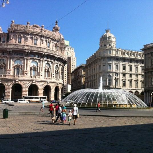 Foto scattata a Piazza de Ferrari da Bart S. il 8/4/2012