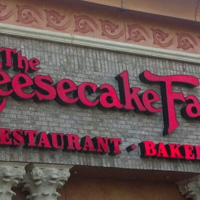 Photo taken at The Cheesecake Factory by William M. on 7/25/2012