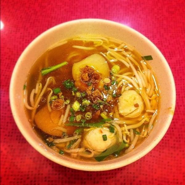 Photo taken at Taiwan Street by Ralphie L. on 2/10/2012