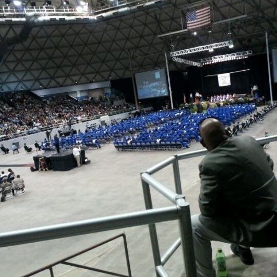 Photo taken at Bell County Expo Center by Genna W. on 6/2/2012