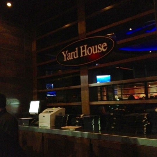Photo taken at Yard House by Manuel L. on 2/29/2012