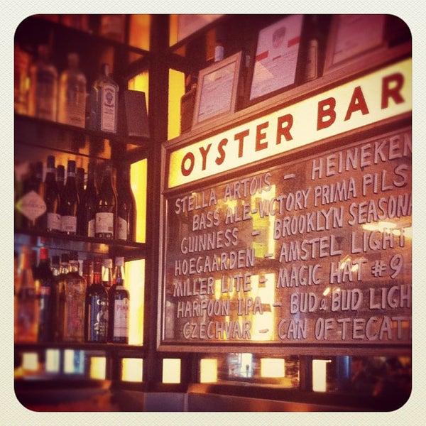 Photo taken at Schiller's Liquor Bar by Adele S. on 4/5/2012