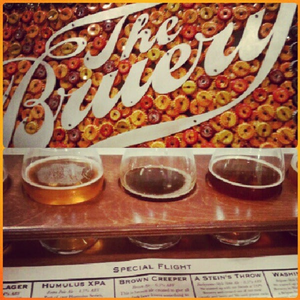 Photo taken at The Bruery Provisions by Stephanie on 8/23/2012