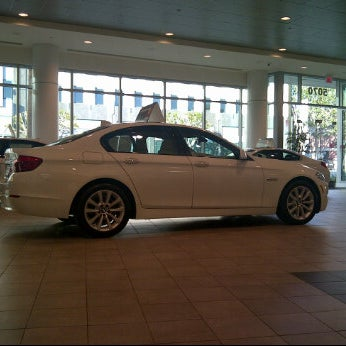 Photo taken at BMW of Beverly Hills Service Department by Denise V. on 1/5/2012