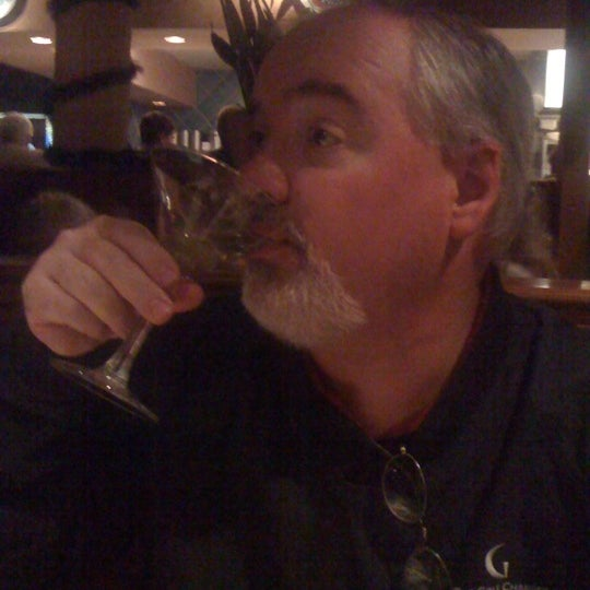 My dad (aka Captain Awesome) says that the Mr. C's Dirty Martini is filthy good.