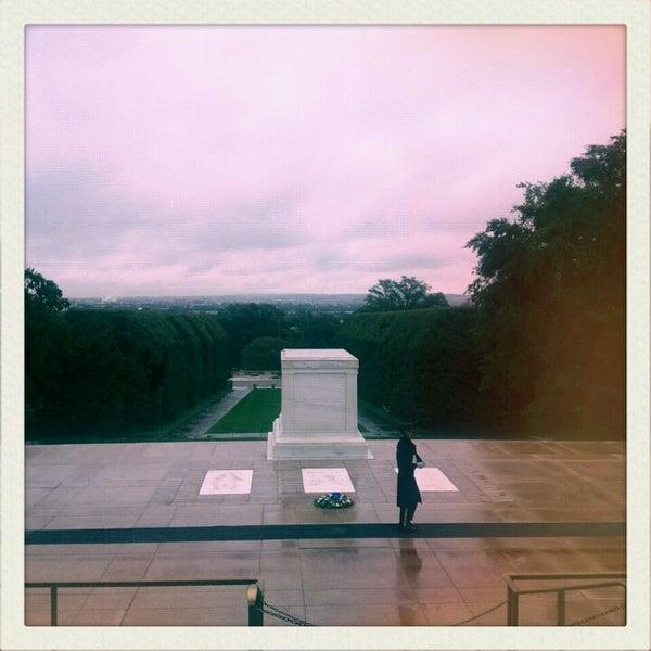 Photo taken at Arlington National Cemetery by Monika on 9/6/2011
