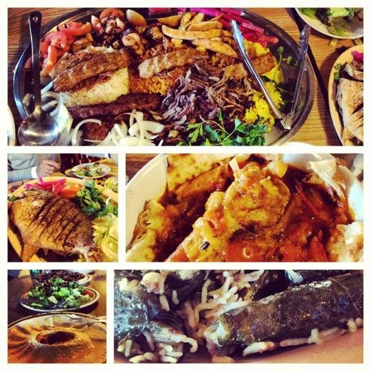 Ali baba restaurant el cajon ca for Ali baba s middle eastern cuisine