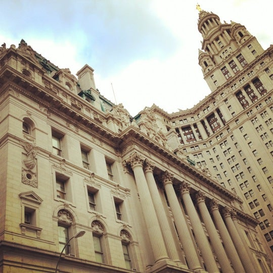 Photo taken at NYC Municipal Building by Greg P. on 1/12/2012
