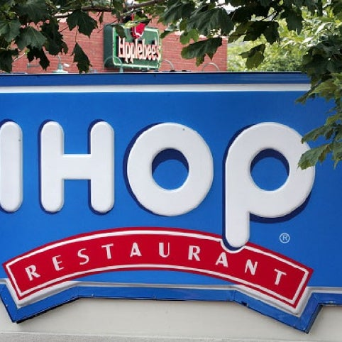 Photo taken at IHOP by Alvin M. on 9/25/2011