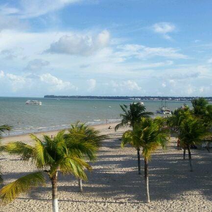 Foto tirada no(a) Tropical Hotel Tambaú por Marco S. em 1/15/2012