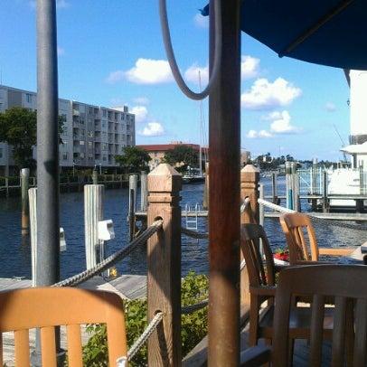 Photo taken at Bimini Boatyard Bar & Grill by Jeff M. on 6/18/2012