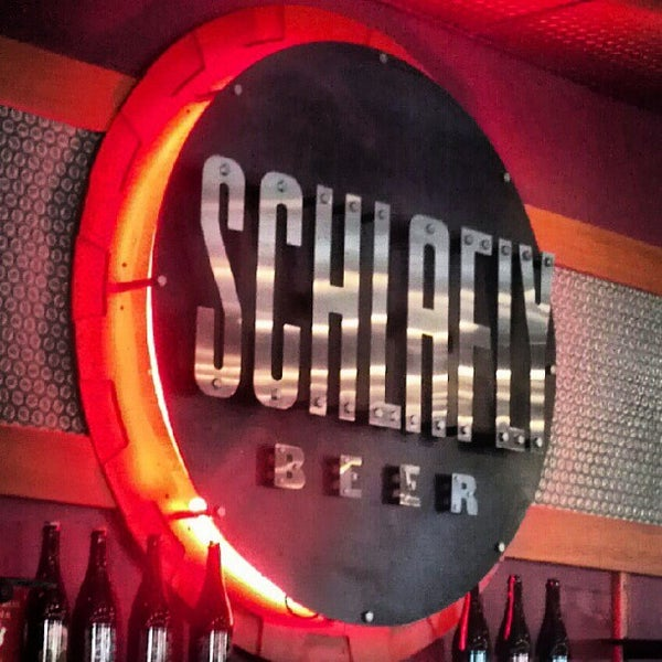 Photo taken at Schlafly Bottleworks by James-Michael G. on 7/14/2012