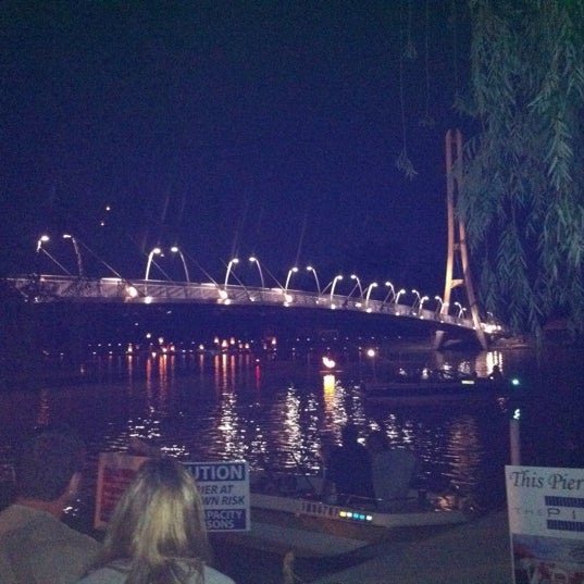 Photo taken at IPFW RiverFest by Barton T. on 6/26/2011